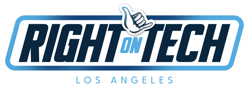 Right On Tech - Los Angeles Web Design Company