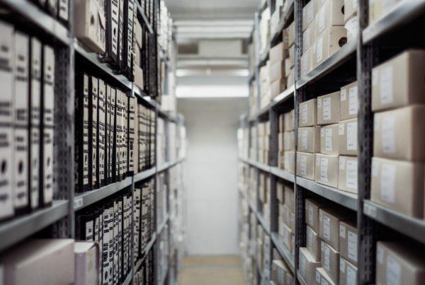 warehouse boxes shipping shipstation