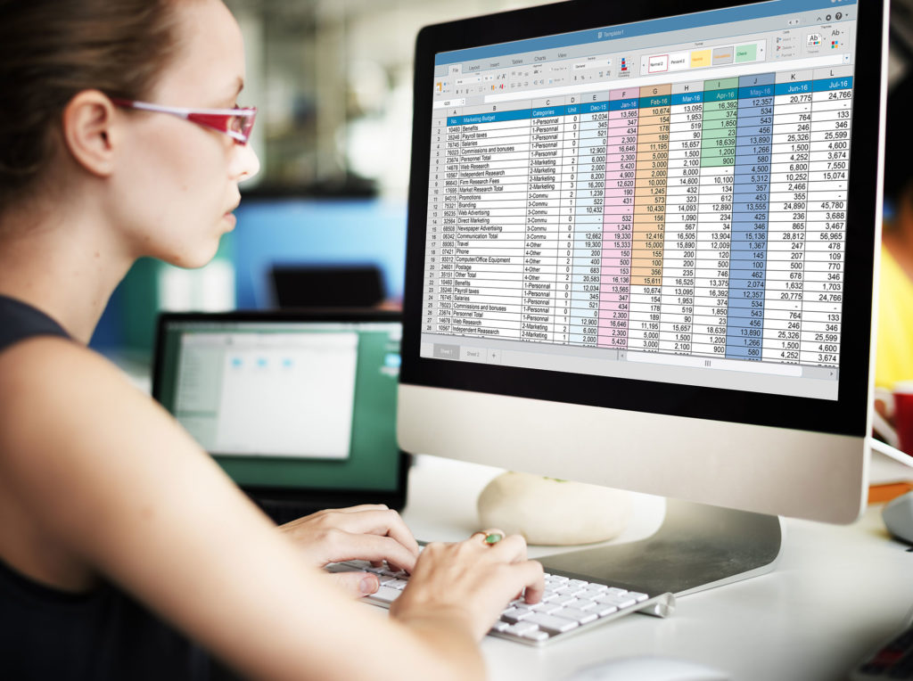 data entry excel spreadsheet
