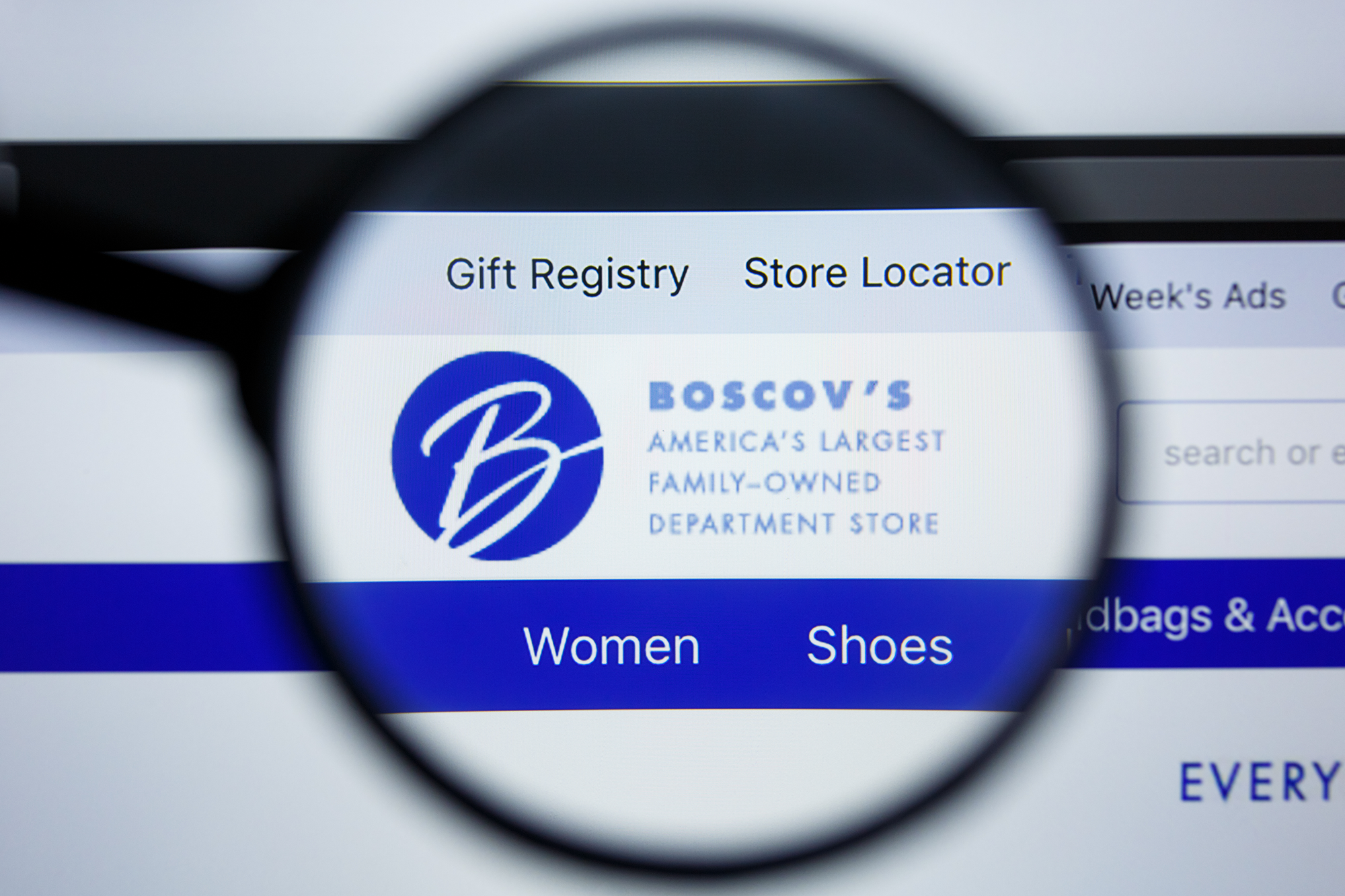 How To Sell Products On Boscov's
