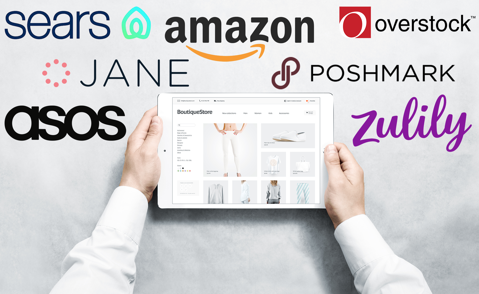 Top Online Marketplaces For Womens Fashion